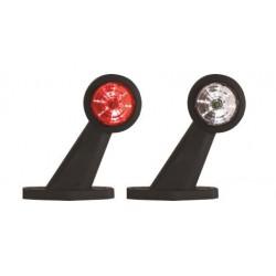 Feu de gabarit à LEDS : Oblique et Court - I500582