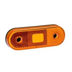 Feu de position à LEDS Orange - I450471