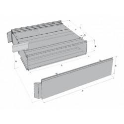 Coffres à palettes - A550100