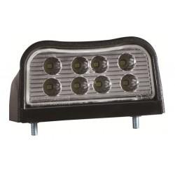 Éclaireur de plaque à LEDS - I550140