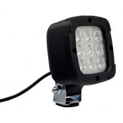 Phare de travail Noir à LEDS Magnétique - I060050
