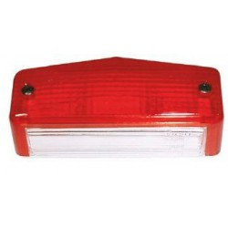 Eclaireur de plaque Rouge à Ampoule - I500984