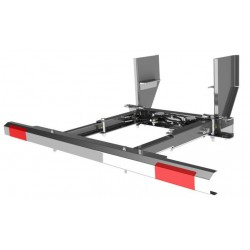 Dispositif horizontal rétractable pour bennes - I780130