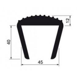 Protection PVC Ep45mm / L3.5m - G800020