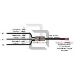 Faisceau RENAULT MIDLUM / PREMIUM + VOLVO FL / FE - I852370