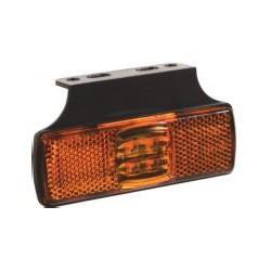 Feu de position latéral Orange sur Support 90° - I450453