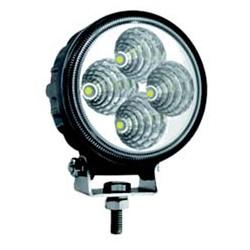 Phare de travail rond 4 LEDs - I060006