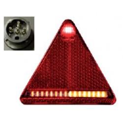 Lanternes Arrières à LEDs pour remorques bagagères - I350003