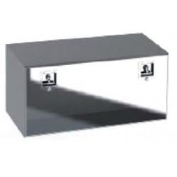 Coffre 800x400x400 acier inox - A150631
