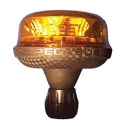 Gyrophares à LEDs - feux à éclats 3 fonctions sur tige flexible - I000219