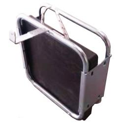 Ensemble Box de rangement + 2 plaques d'appui 400x400x40mm - P800035