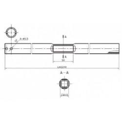 Arbre équilibreur - T990068