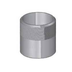 Goulottes Acier à Visser Ø 80 mm - L9915
