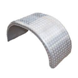Aile aluminium larmée simple essieu -C251200