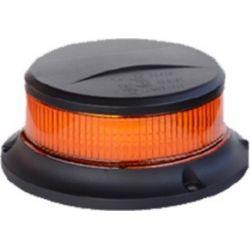 Gyrophare extra plat compact à leds fixation 3 points- I000318