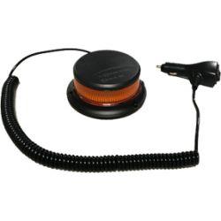 Gyrophare extra plat compact à leds fixation Magnétique- I000319