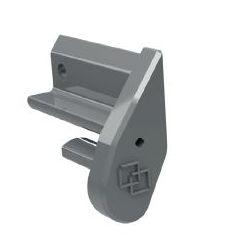 Embout PVC pour charnière escargot - D102110