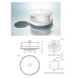 Aérateur de toir mécanique - G950013