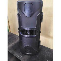 COFFRE A EXTINCTEUR 6KG - A450168 NOIR- Percé à l'arrière pour fixation